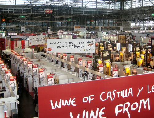 VinaGuarena Cellar will be exhibiting at Prowein 2016 (Dusseldörf, Germany)